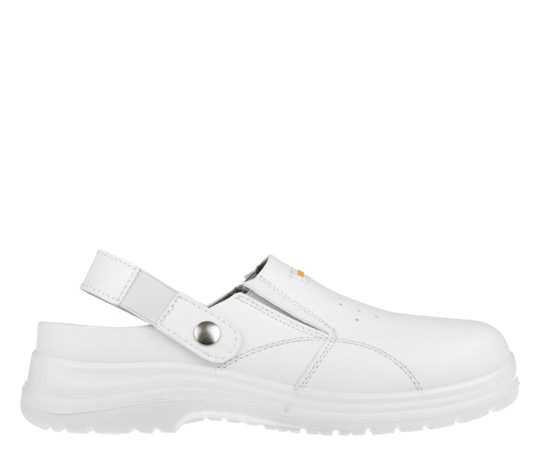 BENNON - BNN WHITE OB SLIPPER