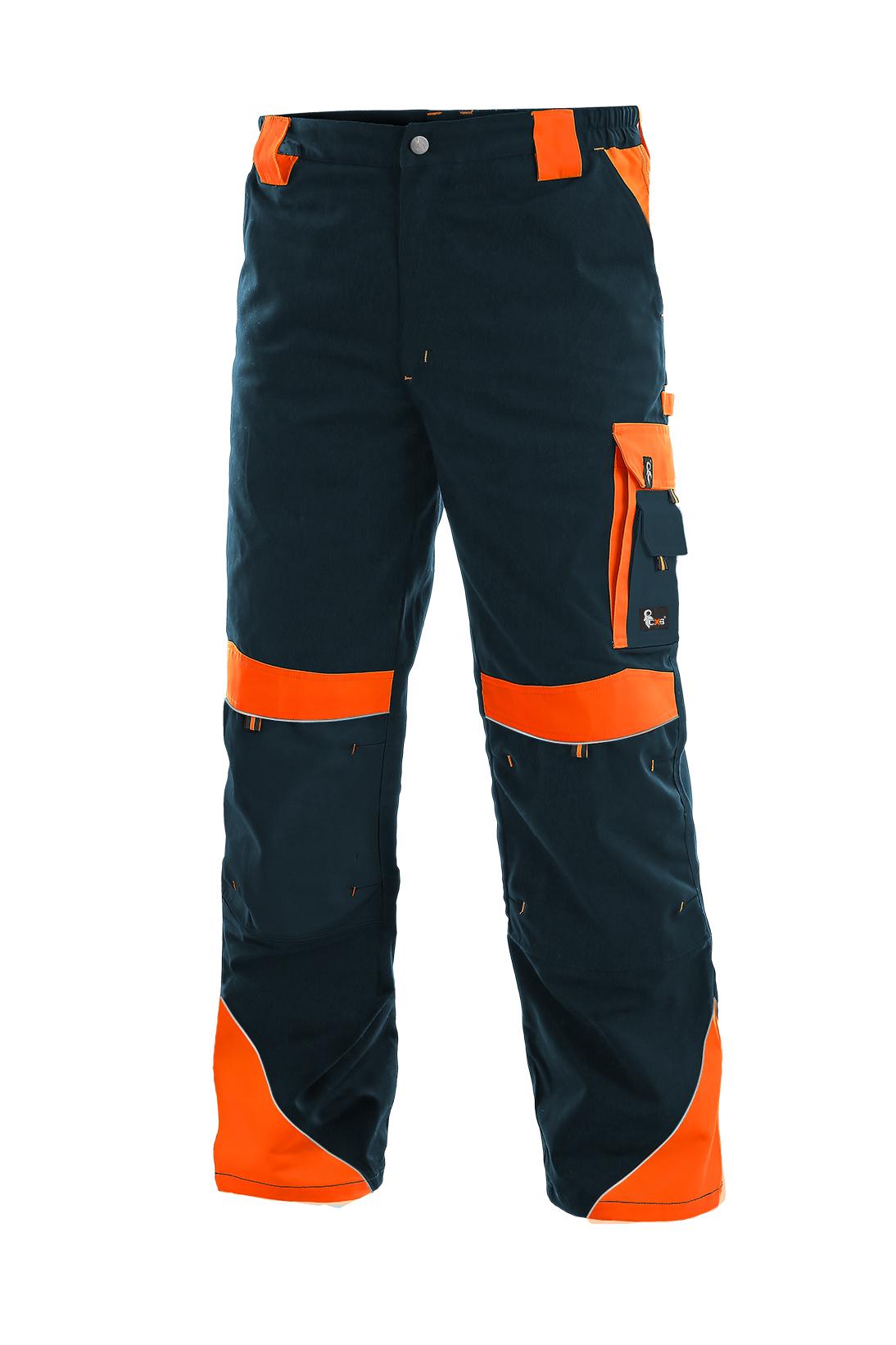 e95f0e24b1e4 Pracovné montérkové nohavice do pása