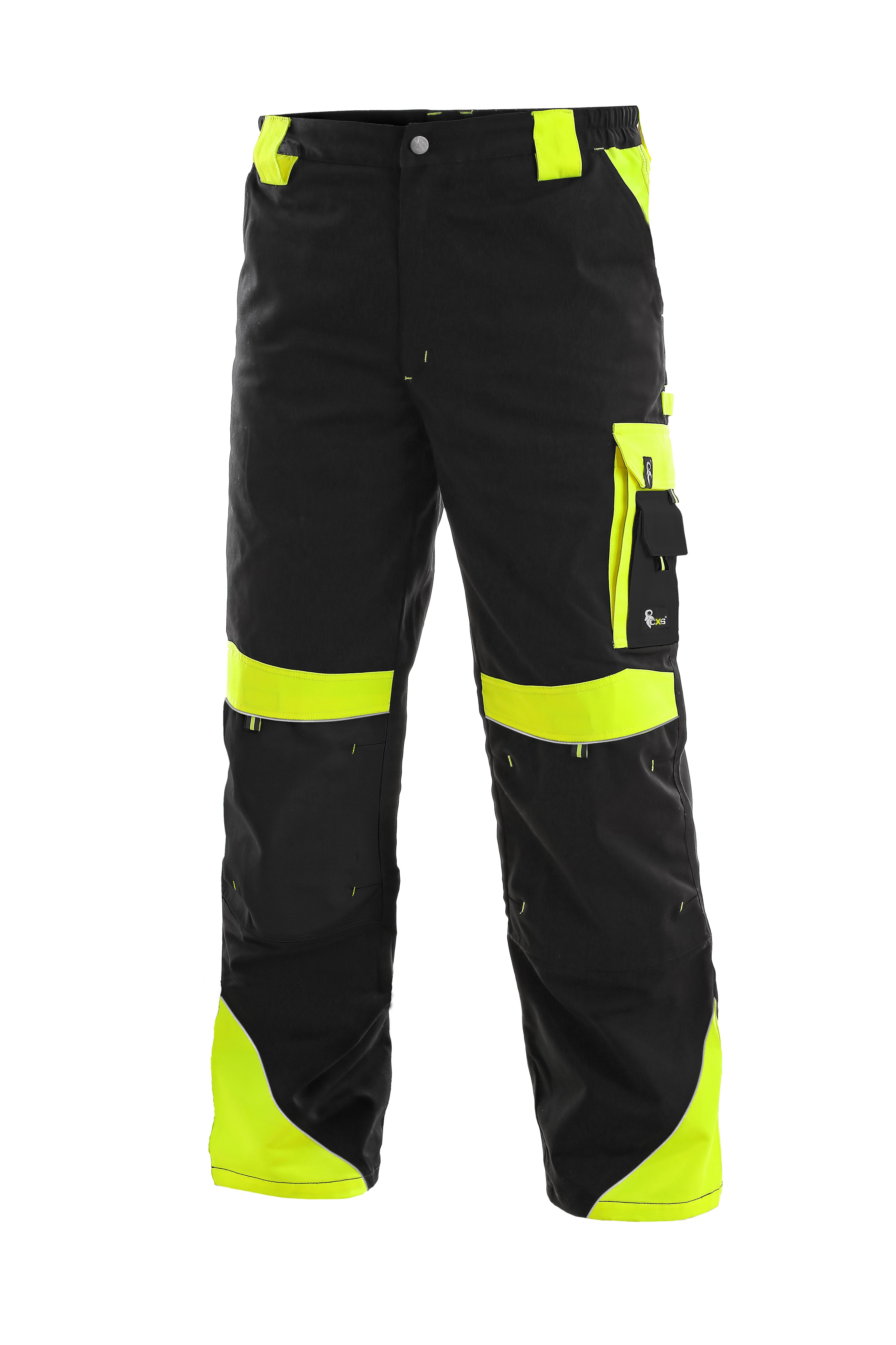 1fd9ead9572c Pracovné montérkové nohavice do pása