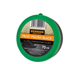 BENNON - PROFI POLISH BLACK 70 ML