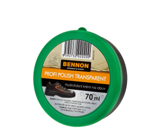 BENNON - PROFI POLISH TRANSPARENT 70 ML
