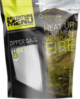 ADVENTURE MENU - Zipper bag